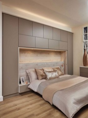 35 Bedroom Storage Ideas Small Spaces for Womens 26