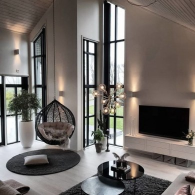 40 Comfy and Luxurious Living Room You Need to See 06