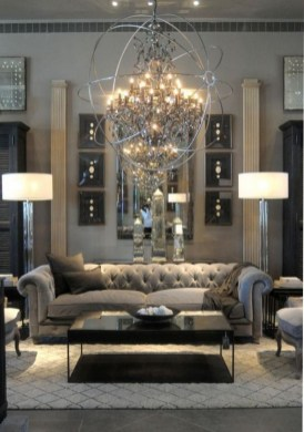 40 Comfy and Luxurious Living Room You Need to See 07