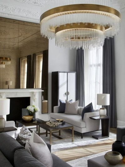 40 Comfy and Luxurious Living Room You Need to See 15