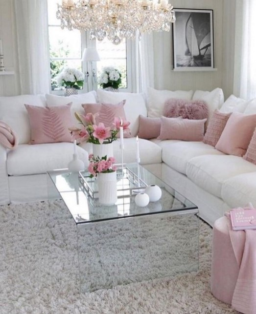 40 Comfy and Luxurious Living Room You Need to See 27