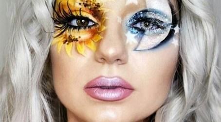 40 Fairy Fantasy Makeup for Halloween Party Ideas 09