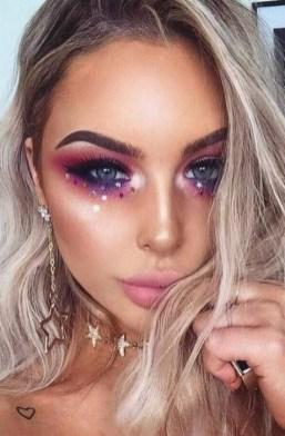 40 Fairy Fantasy Makeup for Halloween Party Ideas 28
