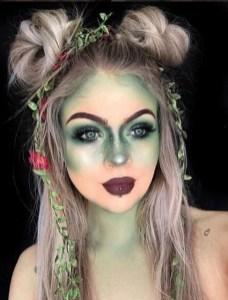 40 Fairy Fantasy Makeup for Halloween Party Ideas 31