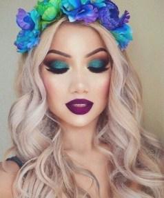 40 Fairy Fantasy Makeup for Halloween Party Ideas 33