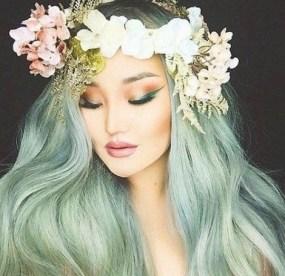 40 Fairy Fantasy Makeup for Halloween Party Ideas 34