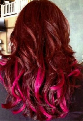 40 Fantastic Hair Color Combinations You Need To See 11