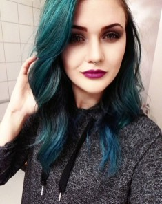 40 Fantastic Hair Color Combinations You Need To See 13