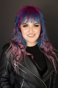 40 Fantastic Hair Color Combinations You Need To See 36