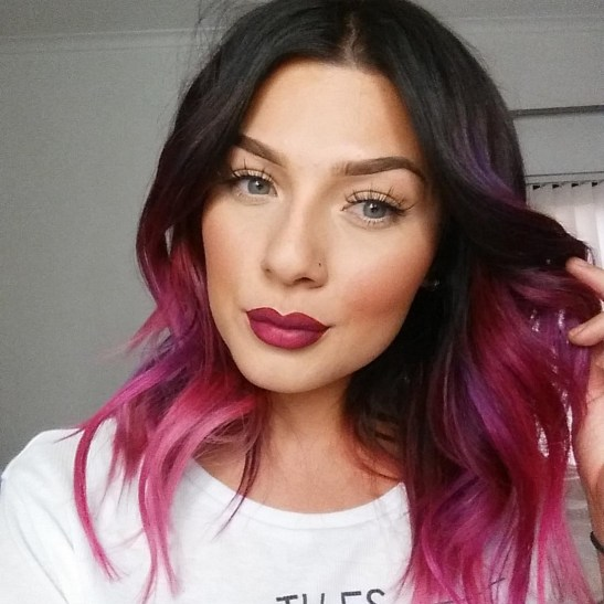 40 Fantastic Hair Color Combinations You Need To See 37