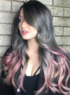 40 Fantastic Hair Color Combinations You Need To See 40