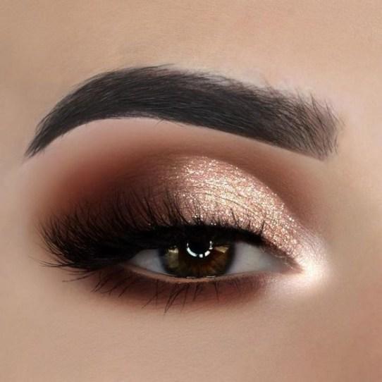 50 Ideas Brown Eyes Makeup Looks 23