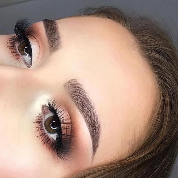 50 Ideas Brown Eyes Makeup Looks 27