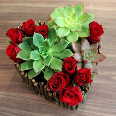 50 Romantic Valentines Flowers You Need to See 07