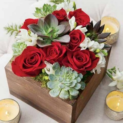 50 Romantic Valentines Flowers You Need to See 12