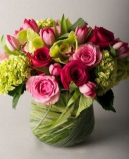 50 Romantic Valentines Flowers You Need to See 13