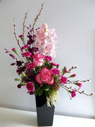 50 Romantic Valentines Flowers You Need to See 56