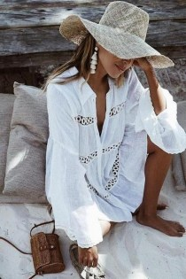 50 Ways to Protect Your Skin From The Sun With Stylish Hats 12