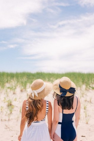50 Ways to Protect Your Skin From The Sun With Stylish Hats 16
