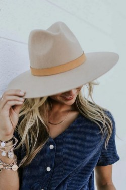 50 Ways to Protect Your Skin From The Sun With Stylish Hats 36