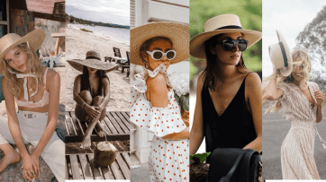 50 Ways to Protect Your Skin From The Sun With Stylish Hats 51