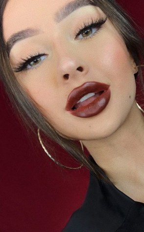 60 Lovely Makeup For Valentines Day Look Ideas 13