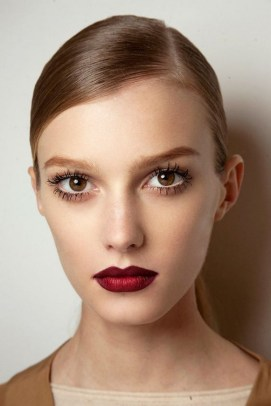 60 Lovely Makeup For Valentines Day Look Ideas 26
