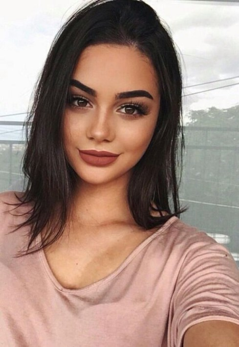 60 Lovely Makeup For Valentines Day Look Ideas 41