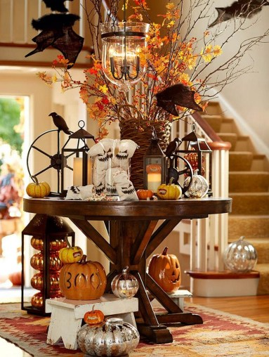 60 Nice Home Decor to Make Your House Stand Out This Halloween 15