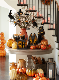 60 Nice Home Decor to Make Your House Stand Out This Halloween 21