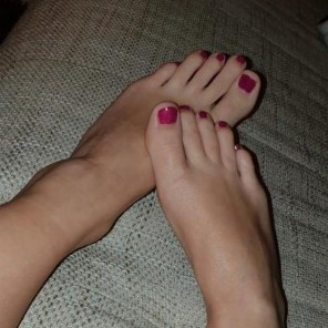 50 Ideas lovely Pink Toe Nail Art for Valentines Day 50