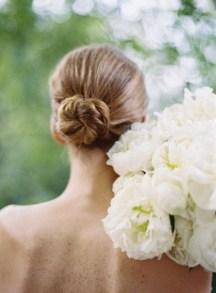 50 Stunning Classy Clean Bun Hairstyles Ideas 04