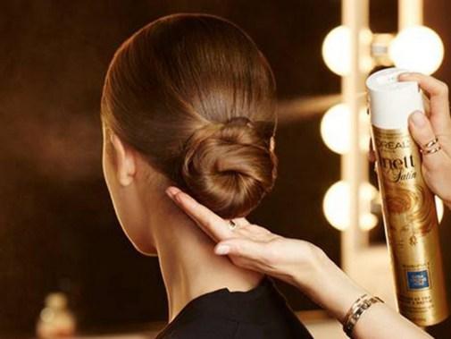 50 Stunning Classy Clean Bun Hairstyles Ideas 41