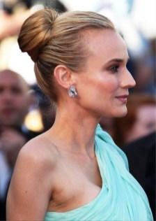 50 Stunning Classy Clean Bun Hairstyles Ideas 50