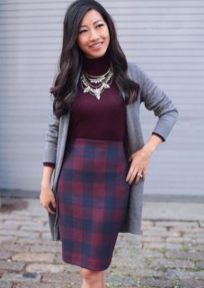 60 Stylish Cardigan Outfit Inspiration for Work 43