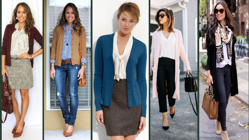 60 Stylish Cardigan Outfit Inspiration for Work