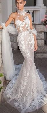 60 Victorian Styles Neckline for Wedding Dress Ideas 33