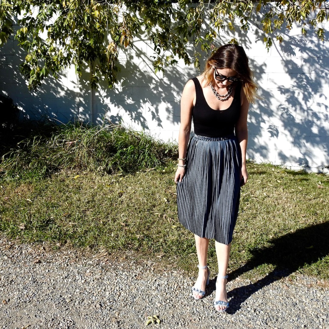 accordion-skirt