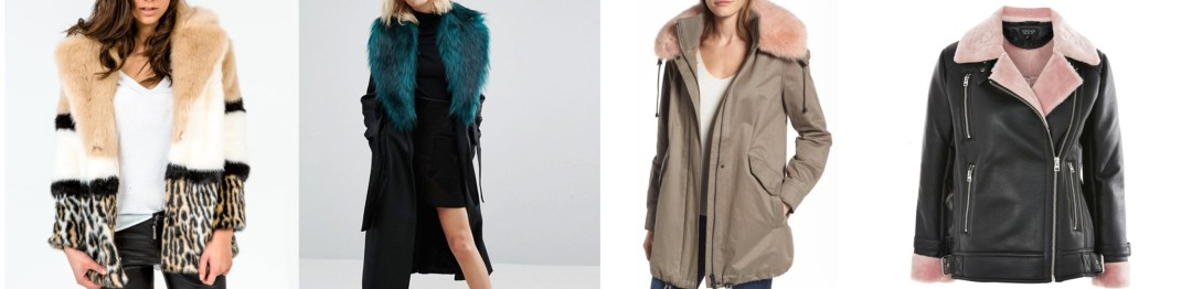 fall fashion, fall style, shopping guide, fall trends, fur, faux fur, colour fur