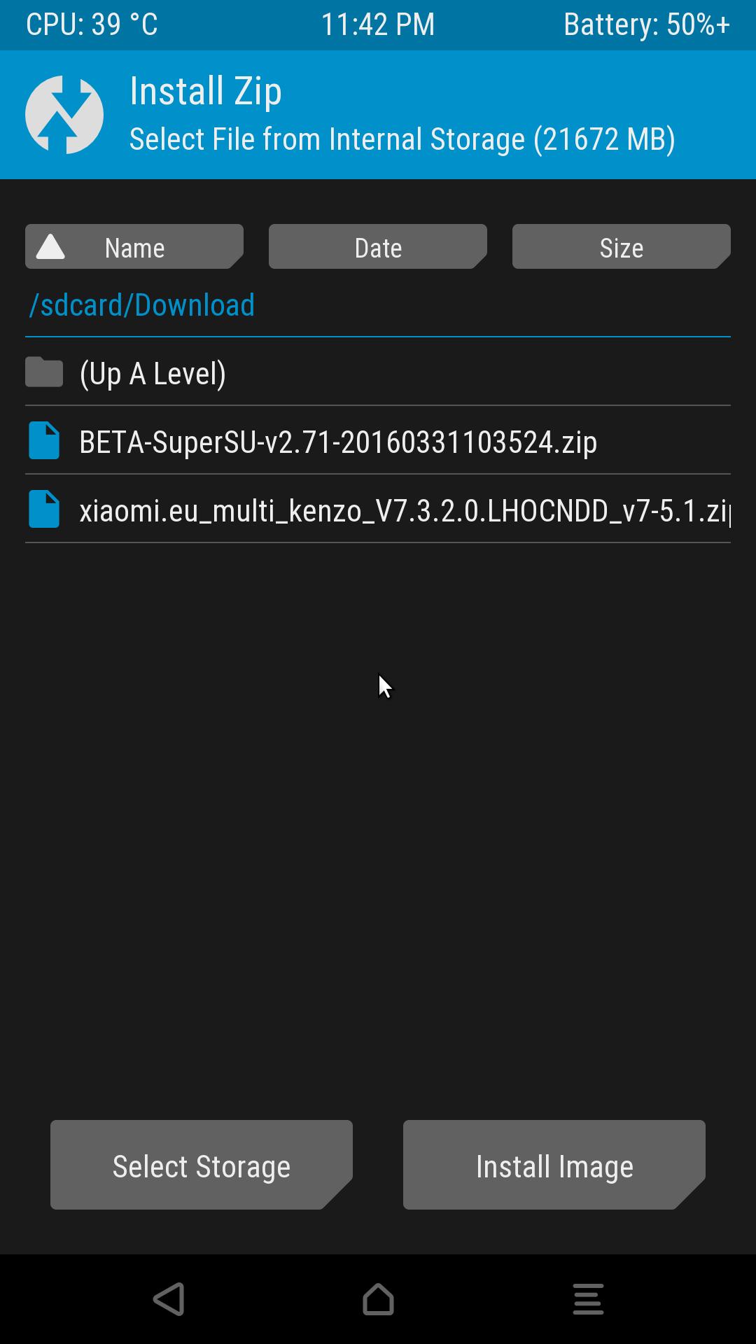 Xiaomi redmi note3 pro カスタムROM導入(Xiaomi.eu編)