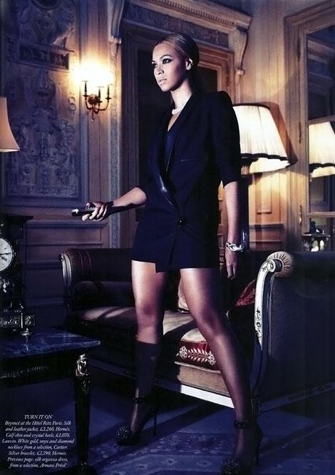 Beyonce Harpers Bazaar Lubomirski photo
