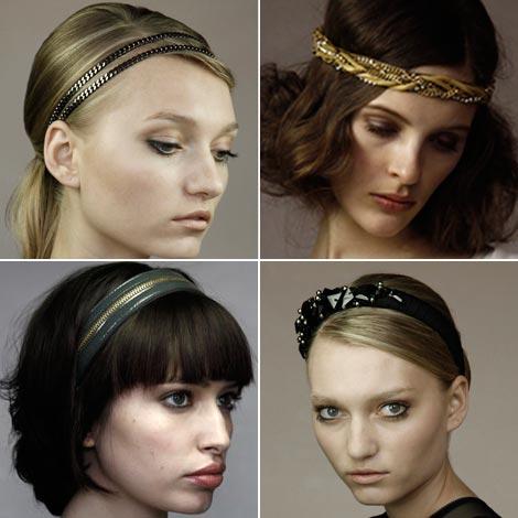 Jennifer Behr Fall 2009 headbands