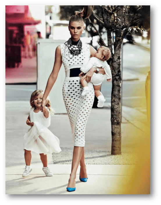 mothers day editorials