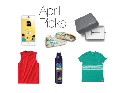 April Picks: Style Girlfriend's Favorite Finds for Spring