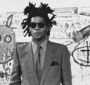 Steal His Look: Jean-Michel Basquiat