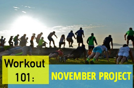 Workout 101: Guys' Guide to November Project