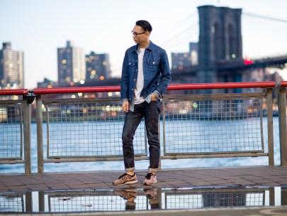 What He Wore: Fashion Photographer Tyler Joe