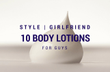 Guys' Grooming: 10 Men's Body Lotions to Try