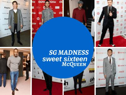 Men's Style Madness: Sweet Sixteen - McQueen