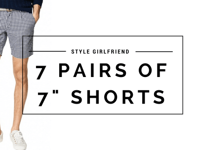 Style Roundup: 7 Pairs of 7-inch Shorts